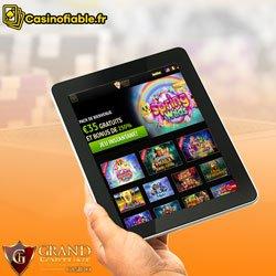 facilite dacces logiciel jeux mobiles grand fortune