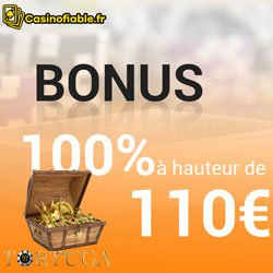 offres promotionnelles tortuga casino